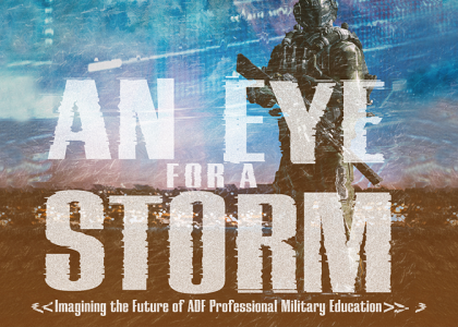 An eye for a storm